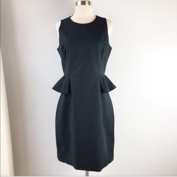 kate spade Dresses & Skirts - Kate Spade Black Peplum Career Dress